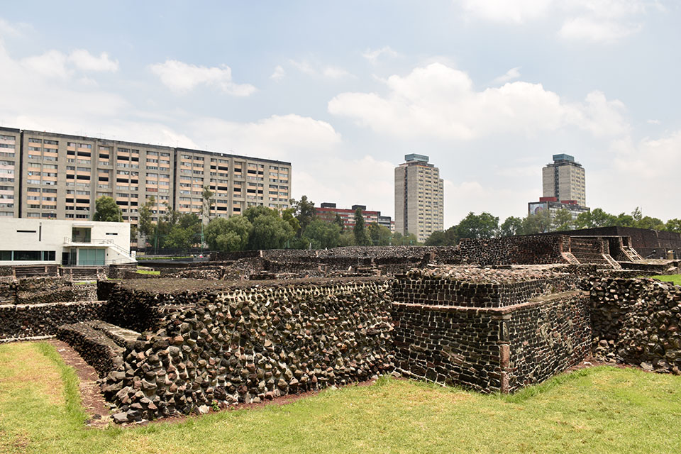 Guided tour Museo de Sitio Tlatelolco