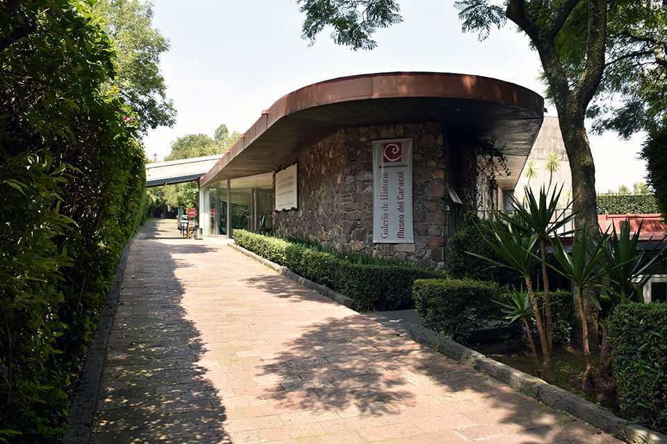 Guided tour Museo del Caracol