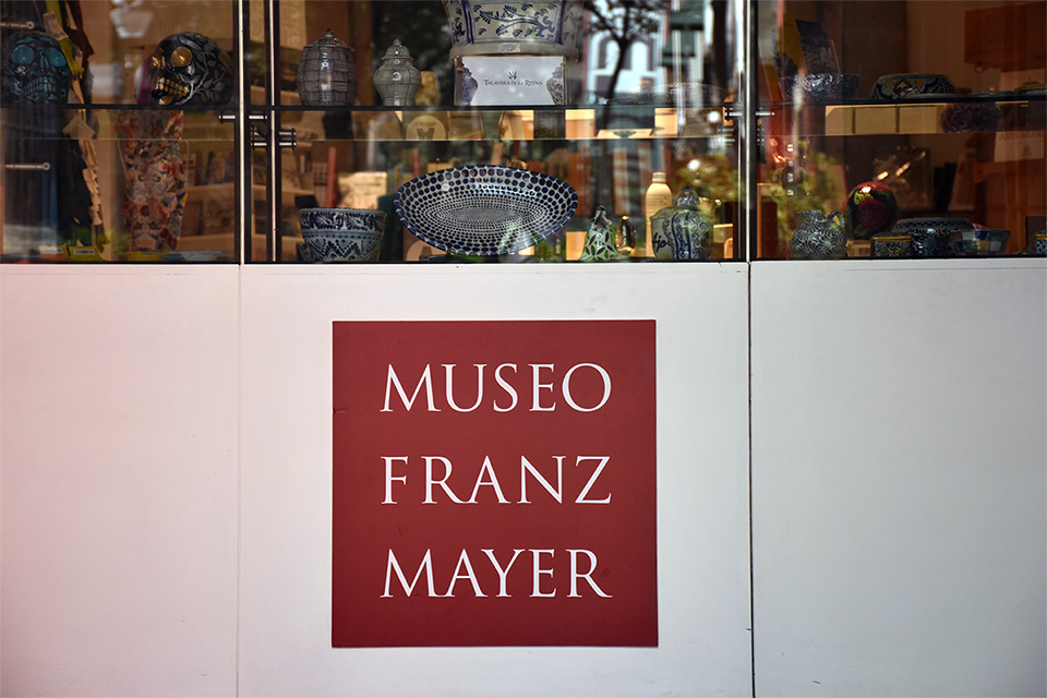 Guided tour Museo Franz Mayer