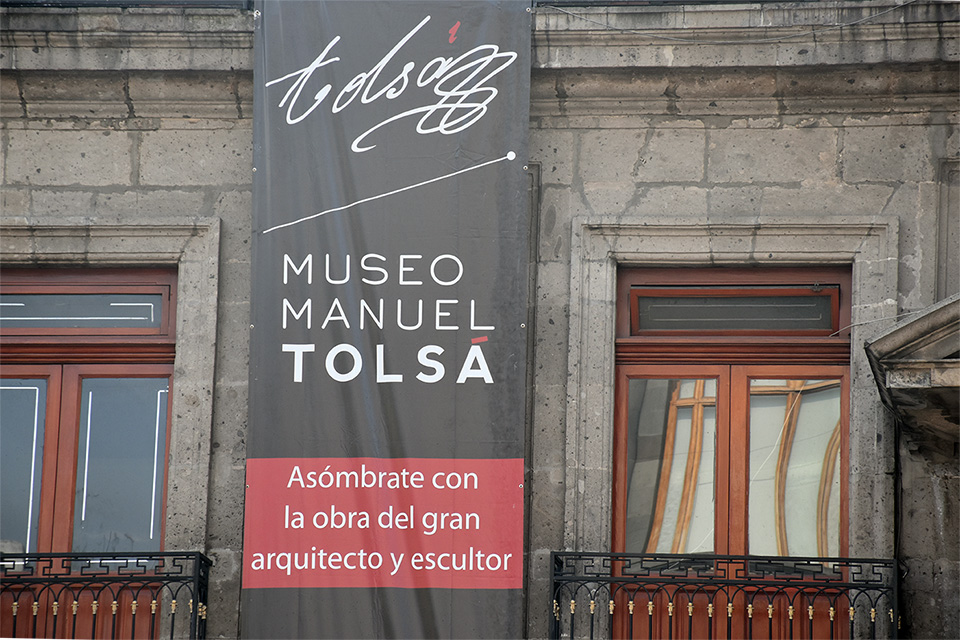 Museo Manuel Tolsá