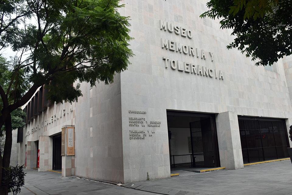 Resultado de imagen para museo memoria y tolerancia