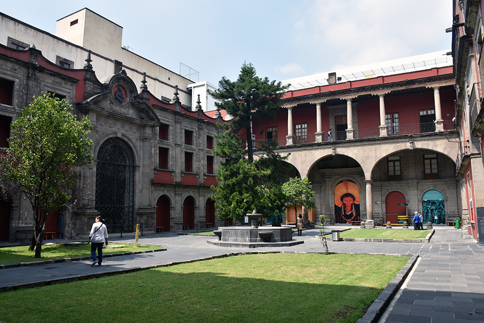 Guided tour Museo Nacional de las Culturas