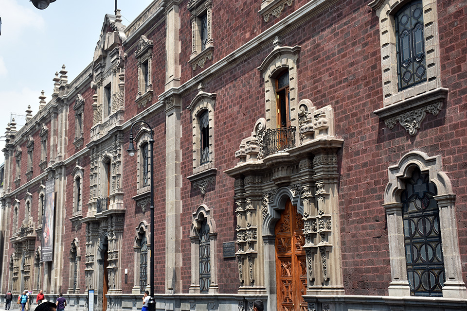 Guided tour Museo del Antiguo Colegio de San Ildefonso