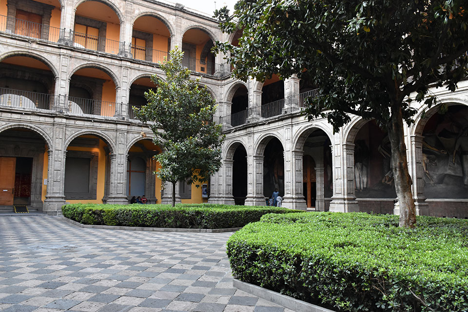 Museo Del Antiguo Colegio De San Ildefonso Museos De Mexico