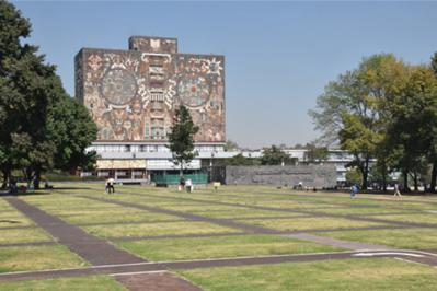 Museums in Ciudad Universitaria in Mexico City