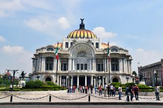 Guided tour Bellas Artes Palace