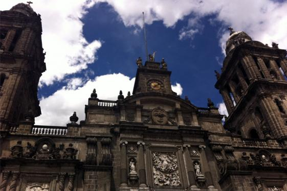 Guided tour of the Cathedral of Mexico City